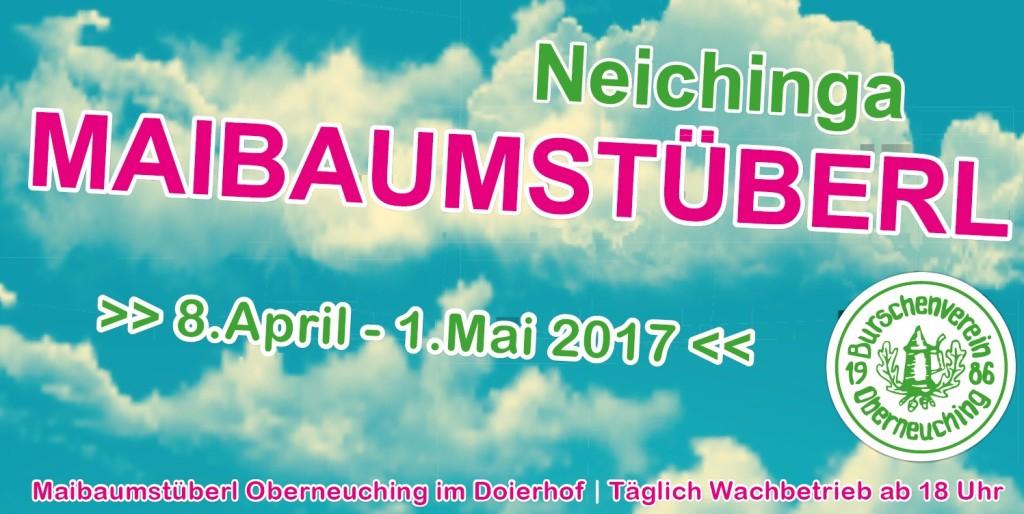 Maibaumstueberl_Banner