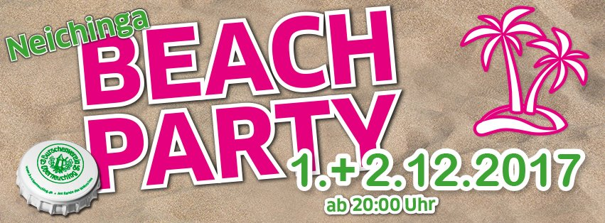 Beachparty2017